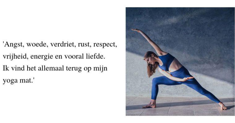 Yoga, mijn verhaal